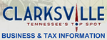 Clarksville Business and Tax Information